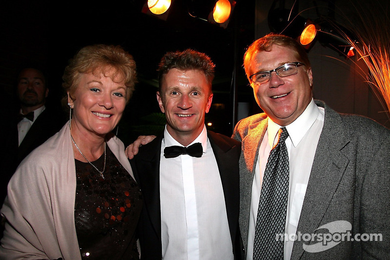 Carol Lynn Fogle, Allan McNish et Richard Sloop