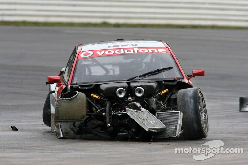 Accident de Vanina Ickx