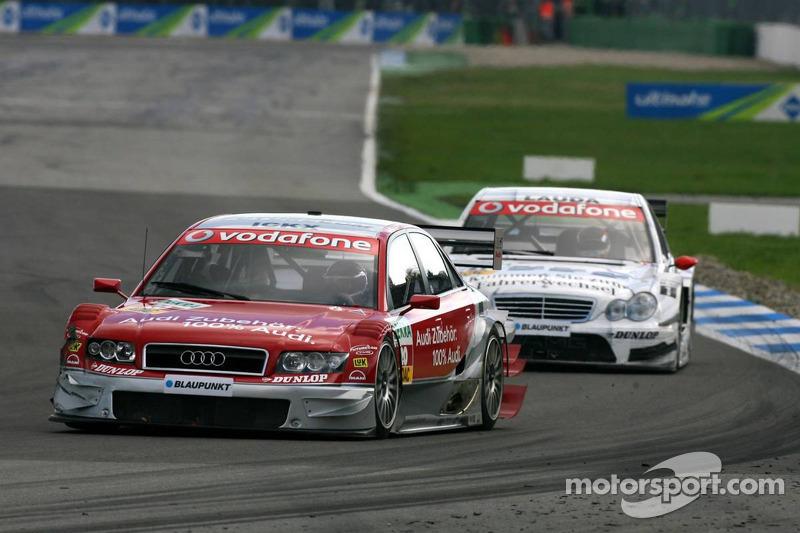 Vanina Ickx et Mathias Lauda se bagarrent