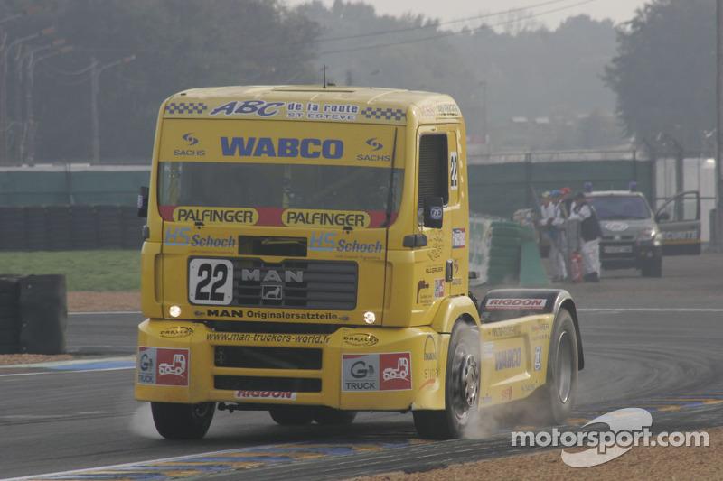 Truck Race Team Allgaeuer Man n°22 : Jean-Philippe Belloc