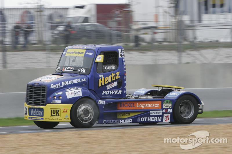 Buggyra Int. Racing System Freightliner n°3 : Gerd Koerber