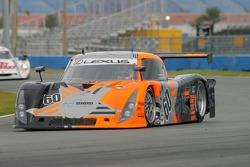 #60 Michael Shank Racing Lexus Riley: Mark Patterson, Oswaldo Negri, Helio Castroneves