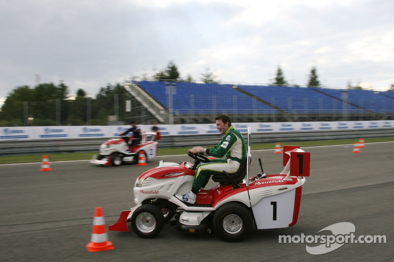 Journée des RP, Mountfield Cup on Tractors : John O'Hara