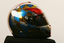 Helmet of James Hinchcliffe