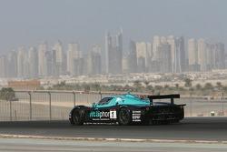 #1 Vitaphone Racing Team Maserati MC 12 GT1: Michael Bartels, Andrea Bertolini, Eric van de Poele