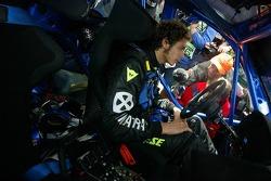 Валентіно Россі, Subaru Impreza WRC