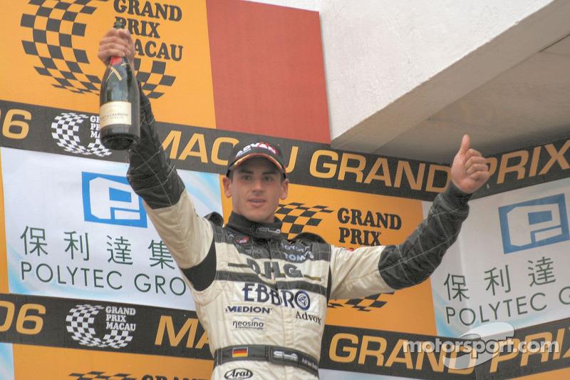 19 ноября 2006. Гран При Макао