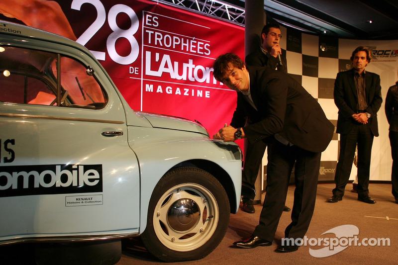 Press conference: Sébastien Loeb