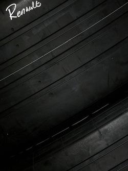 Bridgestone tyres for Team Renault