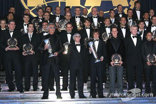 2006 FIA Gala prize giving ceremony, Monaco
