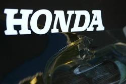 Honda Racing F1 Team interim chassis bodywork