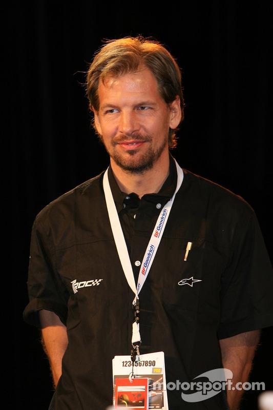 ROC organiser Fredrik Johnsson