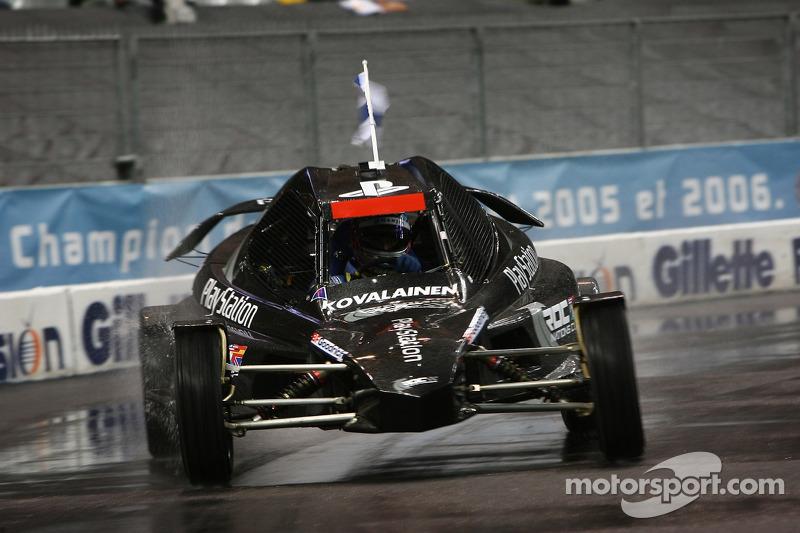 Final: Heikki Kovalainen