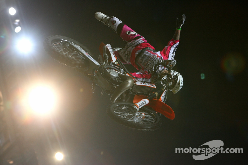 Freestyle MX show
