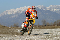 Team Rally Repsol KTM: Giovanni Sala