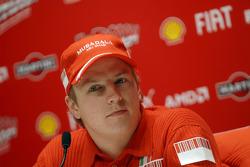 Press conference: Kimi Raikkonen