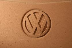 Dirt on a Volkswagen Race Touareg 2
