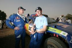 Ralph Pitchford and Dirk von Zitzewitz