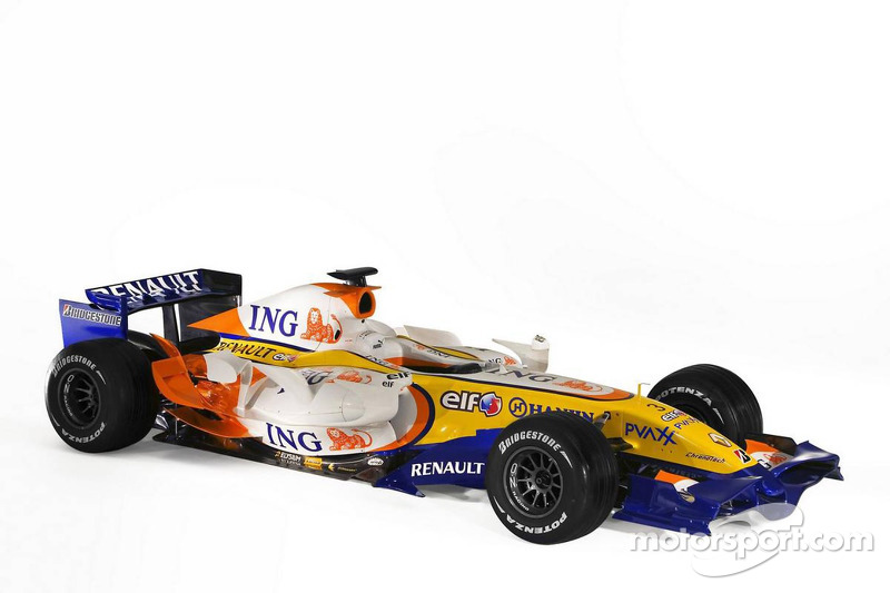 Rückblick: Renault 2007