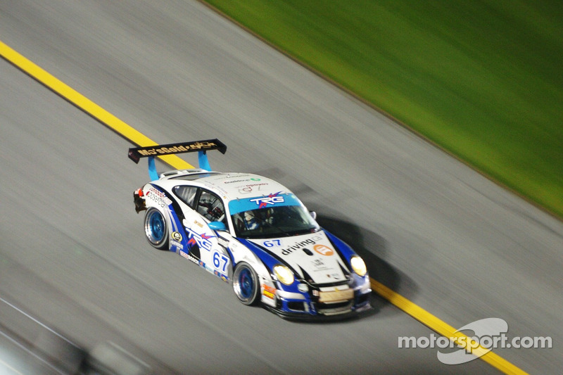 #67 TRG Porsche GT3 Cup: Tom Cloet, Pierre Bourque, Mike Solley, Auston Harris
