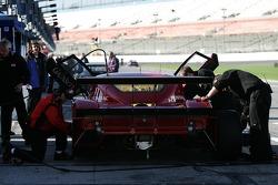 Gainsco Bob Stallings Racing pit area