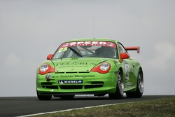 Paul Tresidder, Porsche Cup Car