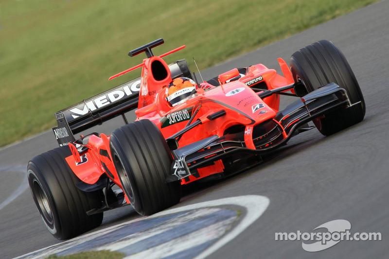 Spyker-Ferrari F8-VII (2007)