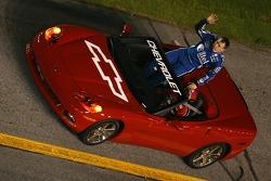 Drivers parade: Ryan Newman