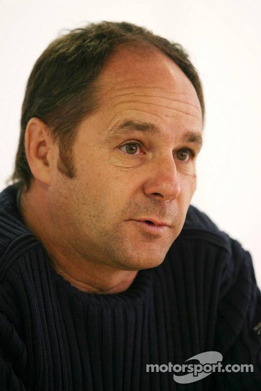 Gerhard Berger, Scuderia Toro Rosso