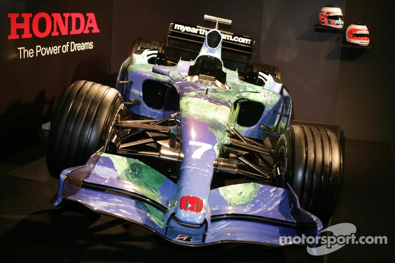Der Honda F1 Racing RA107