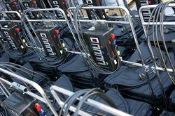 Tyre Warmer equipment