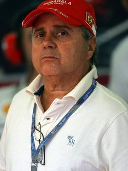 Luis Antonio Massa, le papa de Felipe Massa