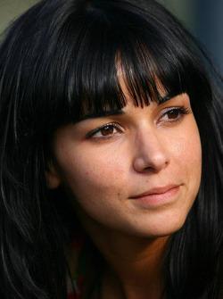 Raquel Rosario, petite amie de Fernando Alonso
