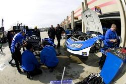 Alltel Dodge crew members at work