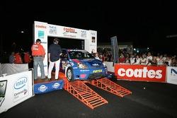 Pirtek Rally Team car number 5 of Darren Windus and Jon Mortimer