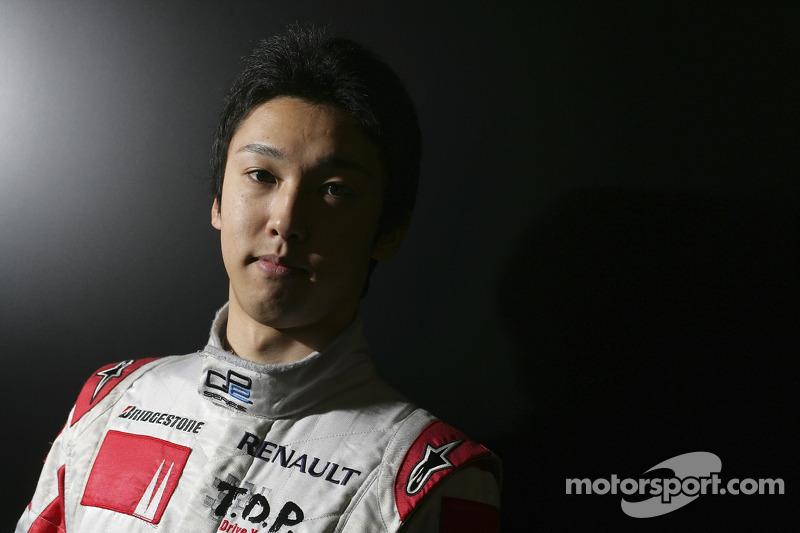 Kazuki Nakajima (2007)
