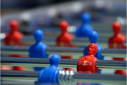 Red Bull Racing Fusbal, Table football