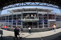 Réceptif Red Bull Racing