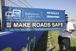 Road safety board
