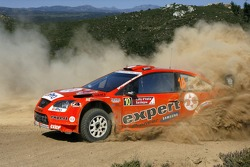 Henning Solberg and Cato Menkerud, Stobart M-Sport Ford Rally Team, Ford Focus WRC