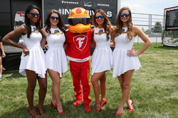 Lovely Indianapolis Motor Speedway girls