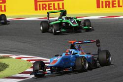 Ralph Boschung, Jenzer Motorsport, vor Seb Morris, Status Grand Prix