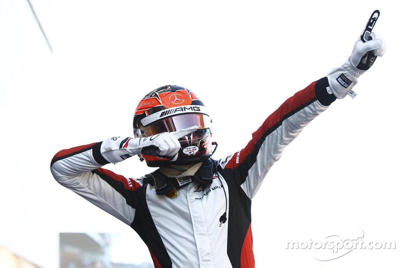 Esteban Ocon: 1082 dias - Última vitória: GP3, Barcelona 2015