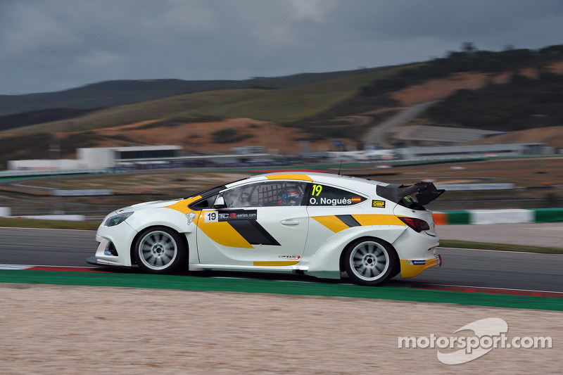 Oscar Nogues Farre, Opel Astra OPC, Campos Racing
