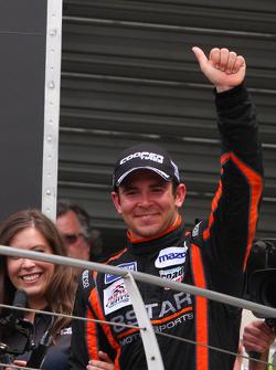 Race winner Sean Rayhall, 8 Star Motorsports