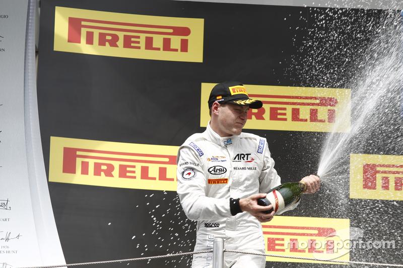 2. Stoffel Vandoorne, ART Grand Prix