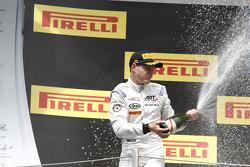 Segundo lugar, Stoffel Vandoorne, ART Grand Prix