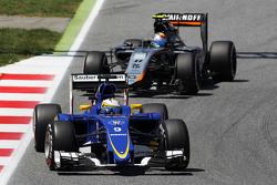 Маркус Эриксон, Sauber C34