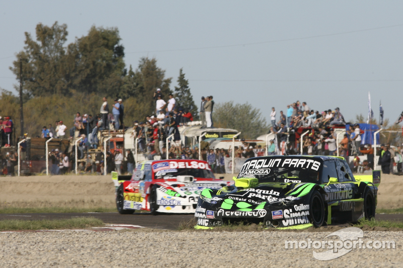 Mauro Giallombardo, Maquin Parts Racing, Ford, und Juan Pablo Gianini, JPG Racing, Ford