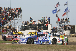 Mauricio Lambiris, Coiro Dole Racing Torino en Jose Manuel Urcera, JP Racing Torino en Juan Manuel Silva, Catalan Magni Motorsport Ford